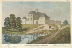 A Lodge in the Phoenix Park